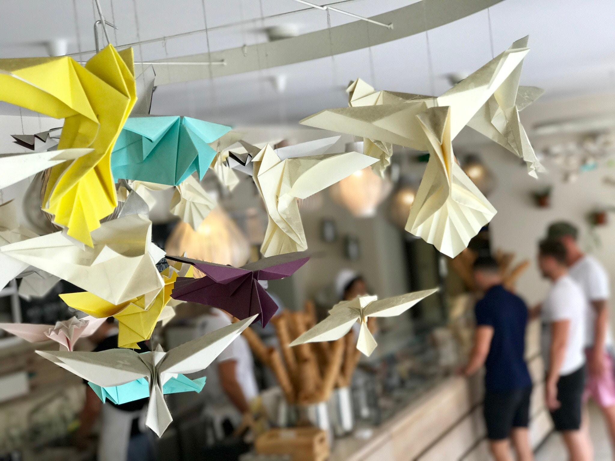 origami duurzaam