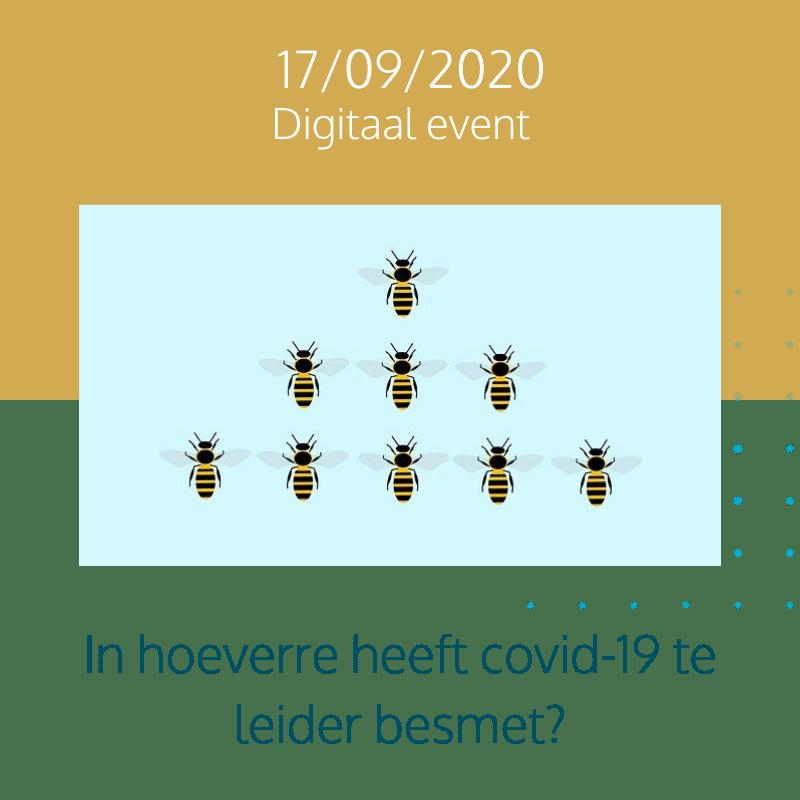 In hoeverre heeft covid-19 de Leider besmet? – Geven we een antivirus of niet!