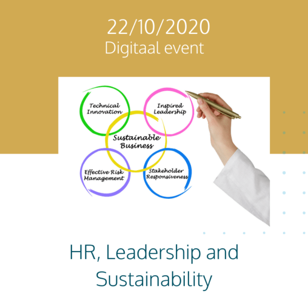 HR, Leadership and Sustainability